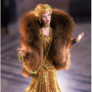 Bob Mackie Charleston Barbie NRB